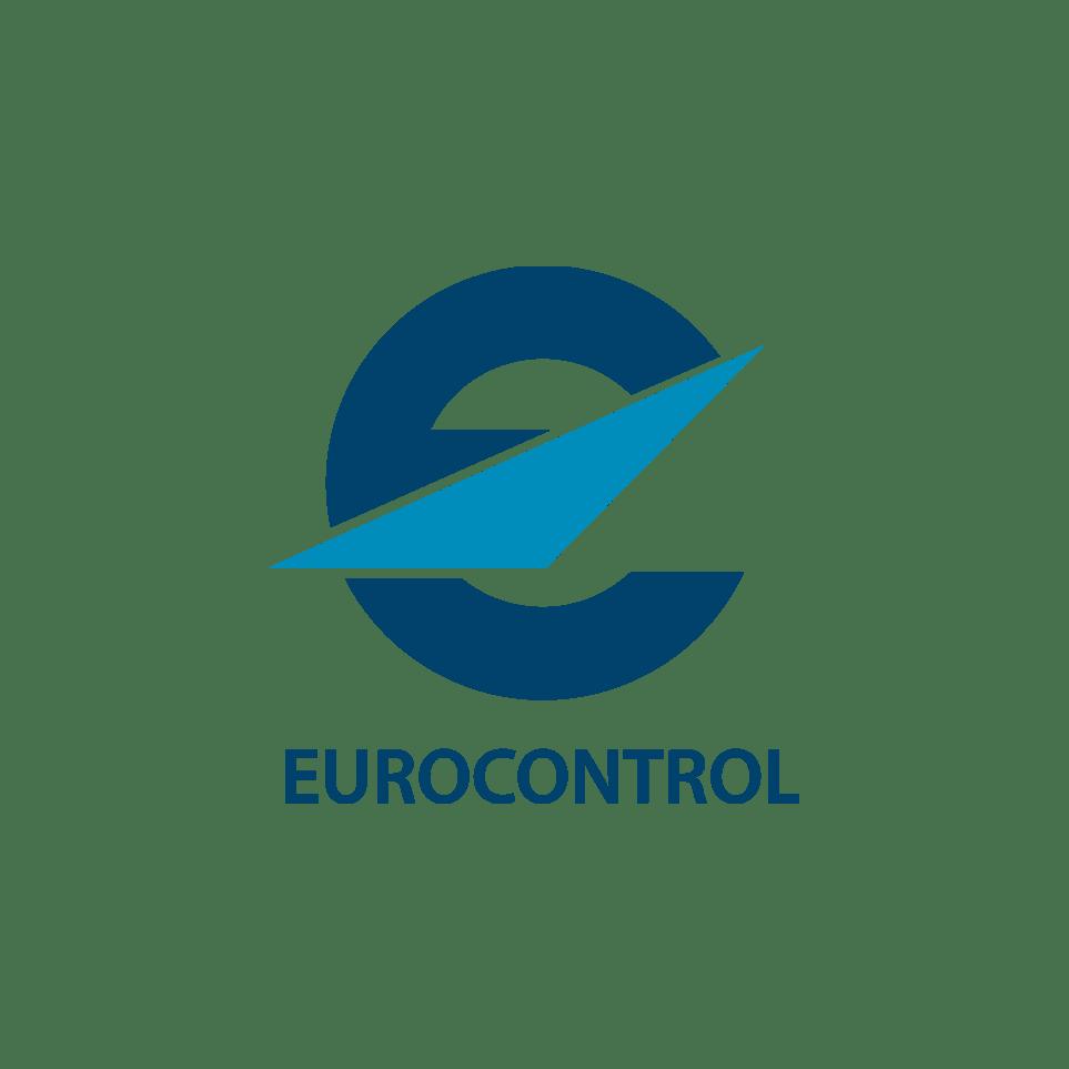Logo Eurocontrol (big letter e)